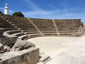 03_Paphos_Archaeological_Park_Odeon_and_Lighthouse