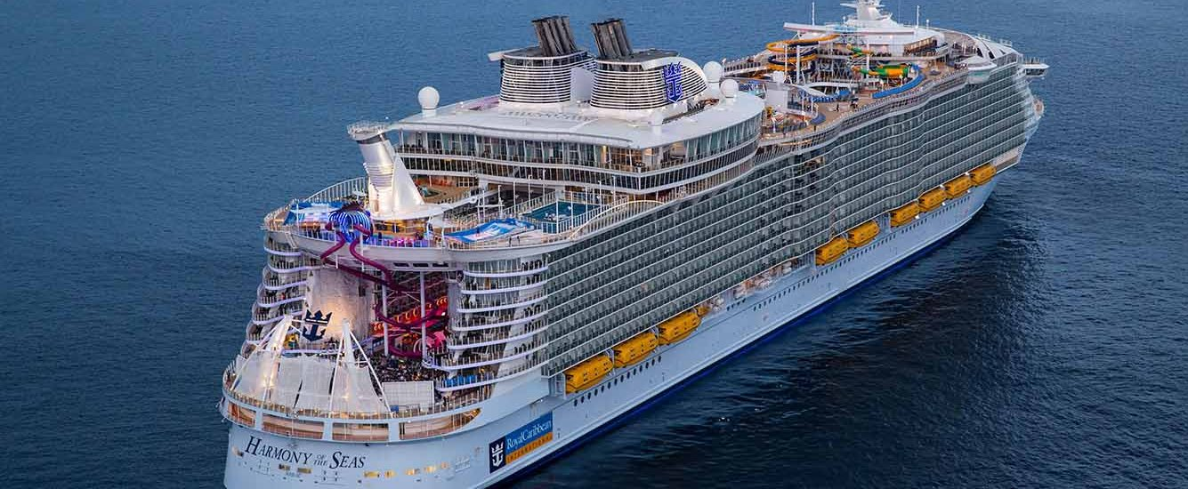 Aerial Harmony of the Seas