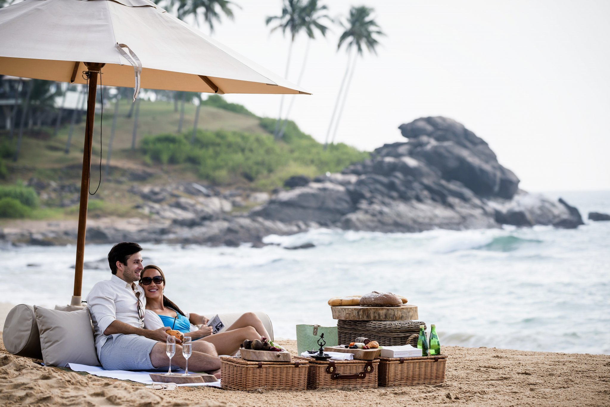 Anantara Peace Haven Tangalle Resort - BeachPicnic_Dining_by_Design
