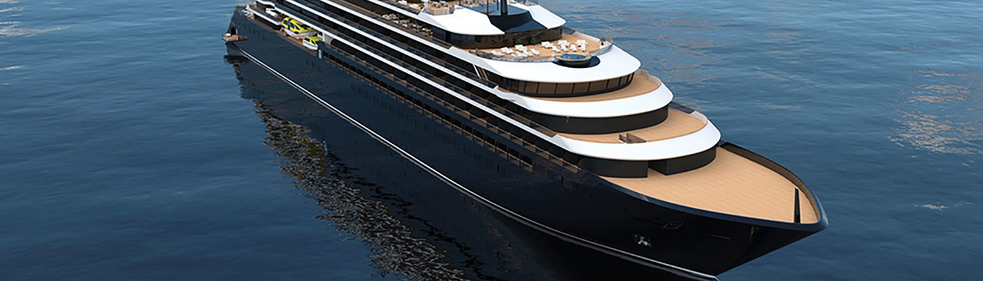 Reservations are now open for the inaugural season of The Ritz-Carlton Yacht Collection, set to take the seas in February 2020. (PRNewsfoto/Marriott International, Inc.)